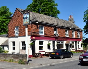 The Fountain pub, Handcross