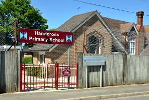 Handcross primary school