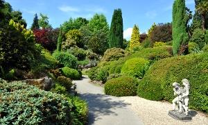 Leonardslee Gardens rock garden