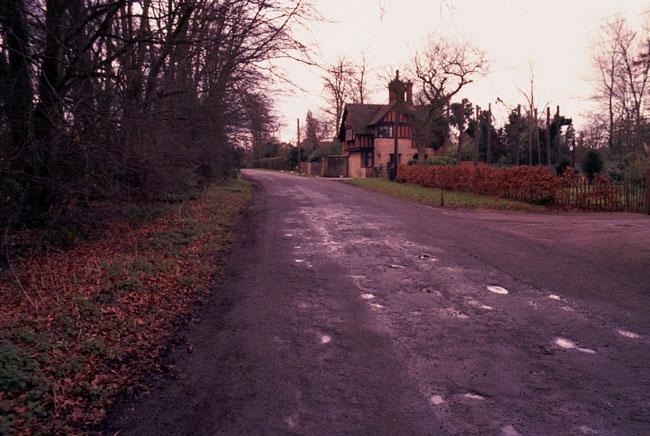 Old Brighton Road north