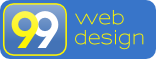 Lab 99 Web Design logo